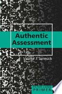 Authentic Assessment Primer Book PDF