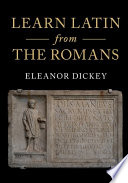 Learn Latin from the Romans Book