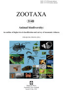 Animal biodiversity: An outline of higher-level classification and survey of taxonomic richness