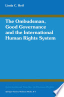 The Ombudsman, Good Governance and the International Human Rights System