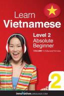Learn Vietnamese   Level 2  Absolute Beginner