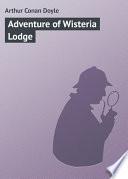 Free Adventure of Wisteria Lodge Book