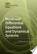 Nonlinear Differential Equations and Dynamical Systems Book
