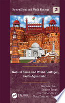 Natural Stone And World Heritage Delhi Agra India