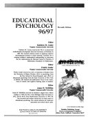 Educational Psychology 96 97