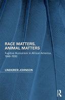Race Matters, Animal Matters [Pdf/ePub] eBook