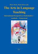 The Arts in Language Teaching