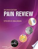 """Pain Review E-Book"" by Steven D. Waldman"