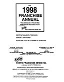 The Franchise Annual