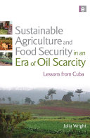 Sustainable Agriculture and Food Security in an Era of Oil Scarcity Pdf/ePub eBook