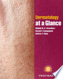 Cover of Dermatology at a Glance