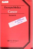 Excerpta Medica Book PDF