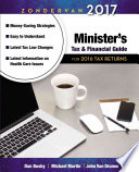 Zondervan 2017 Minister's Tax and Financial Guide  : For 2016 Tax Returns