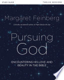 Pursuing God Study Guide Book