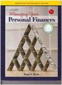 Aie   Managing Your Personal Finances 6e