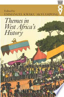 Themes In West Africa S History