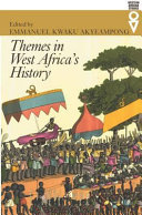 Themes in West Africa's History
