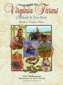 The Best of Virginia Farms Cookbook   Tour Book