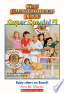 Baby Sitters Club Super Special 1 Baby Sitters On Board  PDF