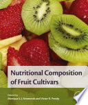 Nutritional Composition of Fruit Cultivars