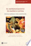 El Emprendimiento en Am  rica Latina