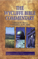 The Wycliffe Bible Commentary Pdf/ePub eBook