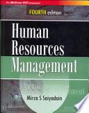 Human Resources Management 4e