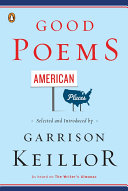 Good Poems  American Places