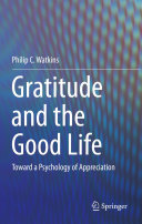 Gratitude and the Good Life