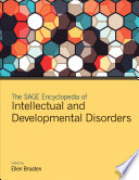 The SAGE Encyclopedia of Intellectual and Developmental Disorders Book