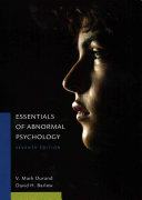 Essentials of Abnormal Psychology   Mindtap Psychology  1 term Access