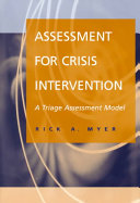 Assessment for Crisis Intervention