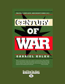 Century of War  Large Print 16pt