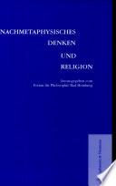 Nachmetaphysisches Denken und Religion