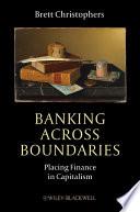 Banking Across Boundaries