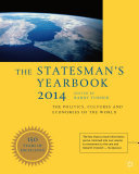 The Statesman s Yearbook 2014