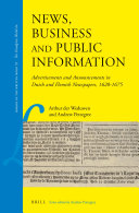 News Business And Public Information