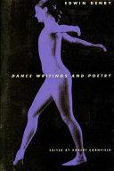 Dance Writings and Poetry