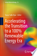 Accelerating the Transition to a 100  Renewable Energy Era Book