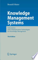 Knowledge Management Systems Book PDF