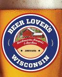 Beer Lover s Wisconsin