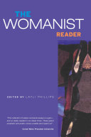 The Womanist Reader