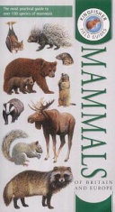 Kingfisher Field Guide to the Mammals of Britain   Europe