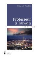 Pdf Professeur à Taïwan Telecharger