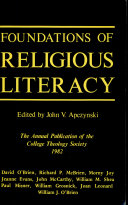Foundations of Religious Literacy
