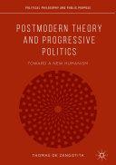 Pdf Postmodern Theory and Progressive Politics Telecharger