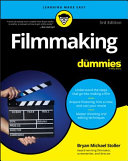 Pdf Filmmaking For Dummies Telecharger