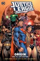 Justice League: Origin Deluxe Edition [Pdf/ePub] eBook