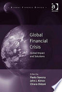 Global Financial Crisis Book
