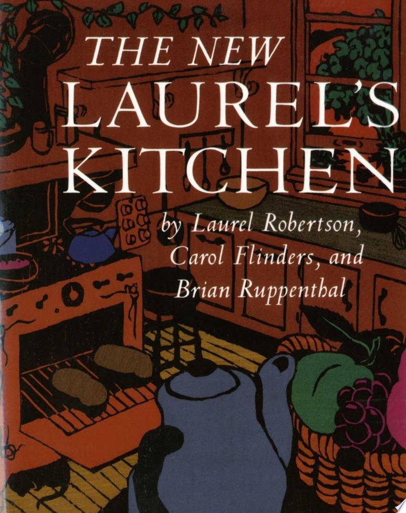 The New Laurel s Kitchen